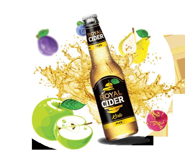 Royal Cider